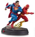 DC Gallery Statue: Superman vs. the Flash (2018) ITEM#1