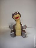 Land Before Time Vintage Hand Puppets (1988 Buger King) ITEM#4