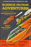 Science Fiction Adventures (1973-1974 Ultimate) Pulp 22