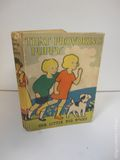 That Provoking Puppy HC (1928 McLoughlin Brothers) 1ST