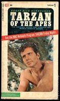 Tarzan of the Apes SC (1966 Ballantine Book) 1-REP