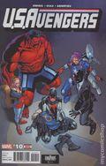 U.S. Avengers (2016 Marvel) 10