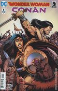 Wonder Woman Conan (2017 DC) 1A