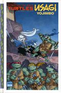 Teenage Mutant Ninja Turtles/Usagi Yojimbo HC (2017 IDW) Collector's Edition 1-1ST