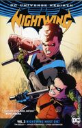 Nightwing TPB (2017-2018 DC Universe Rebirth) 3-1ST