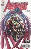 Avengers (2016 6th Series) 11A