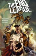 End League HC (2017 Dark Horse) Library Edition 1-1ST