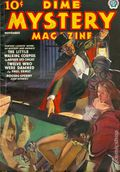 Dime Mystery Magazine (1932-1950 Dime Mystery Book Magazine - Popular) Pulp Vol. 15 #4