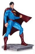 Superman The Man of Steel Statue (2015 DC) Based on the Art of Cully Hamner ITEM#1