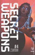 Secret Weapons (2017 Valiant) 4B