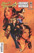 Wonder Woman '77 Meets the Bionic Woman (2016 Dynamite) 6A