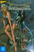 Darkchylde (1998) Wizard Ace Edition 22SIGNED