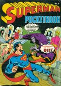 Superman Pocketbook TPB (1978-1979 UK Digest) 8-1ST