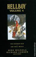 Hellboy HC (2008-2013 Dark Horse) Library Edition 4-REP