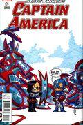 Captain America Steve Rogers (2016) 1J