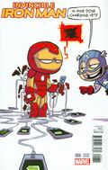 Invincible Iron Man (2015 2nd Series) 6XE