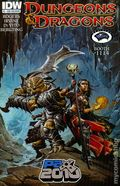 Dungeons and Dragons (2010 IDW) 0E