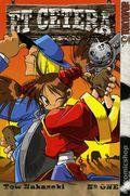 Et Cetera TPB (2004 Tokyopop) 1-1ST