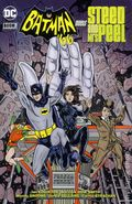 Batman '66 Meets Steed and Mrs Peel TPB (2017 DC/Boom) 1-1ST