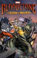 Bloodstone and the Legion of Monsters TPB (2017 Marvel) 1-1ST