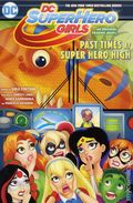 DC Super Hero Girls: Past Times at Super Hero High GN (2017 DC) 1-1ST