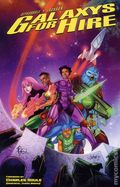 Galaxys For Hire TPB (2017 Devil's Due) 1-1ST