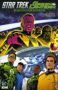 Star Trek/Green Lantern Stranger Worlds TPB (2017 IDW/DC) 1-1ST