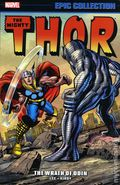 Thor The Wrath of Odin TPB (2017 Marvel) Epic Collection 1-1ST