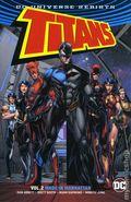 Titans TPB (2017-2019 DC Universe Rebirth) 2-1ST