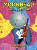 Moonhead and the Music Machine GN (2017 Nobrow Press) 1-1ST