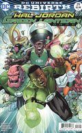 Hal Jordan and The Green Lantern Corps (2016) 29B