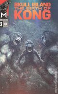 Kong Skull Island Official Comic Series (2017) 3