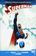 Superman HC (2017-2019 DC Universe Rebirth) Deluxe Edition 1-1ST