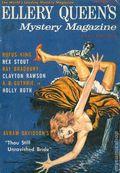 Ellery Queen's Mystery Magazine (1941-Present Davis-Dell) Vol. 32 #4
