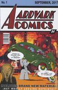 Aardvark Comics (2017 Aardvark Vanaheim) 1