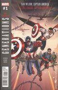 Generations Captain Americas (2017) 1A