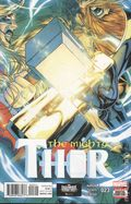 Mighty Thor (2015 2nd Series) 23A