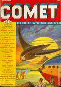 Comet (1940-1941 H-K Publications) Pulp Vol. 1 #1