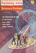 Fantasy and Science Fiction (1949-Present Mercury Publications) Pulp Vol. 31 #2