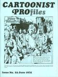 Cartoonist Profiles (1977) 22