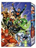 Absolute Justice League Origin HC (2017 DC) 1-1ST