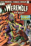 Werewolf by Night (1972 1st Series) Mark Jewelers 17MJ