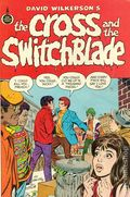 Cross and the Switchblade (1972 Spire/Barbour) 1SPIRENP