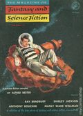 Fantasy and Science Fiction (1949-Present Mercury Publications) Pulp Vol. 6 #3