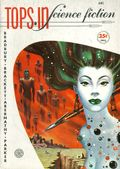 Tops in Science Fiction (1953 Love Romances) Pulp Vol. 1 #2