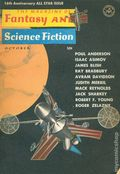 Magazine of Fantasy and Science Fiction (1949-Present Mercury Publications) Vol. 29 #4