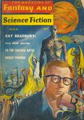 Fantasy and Science Fiction (1949-Present Mercury Publications) Pulp Vol. 24 #5