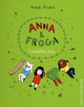 Anna and Froga GN (2017 Drawn and Quarterly) 1-1ST