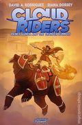 Cloud Riders GN (2016- Hashtag Comics) 4-1ST