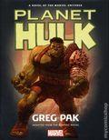 Planet Hulk HC (2017 Marvel) A Novel of the Marvel Universe 1-1ST
